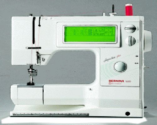 Bernina sewing machine manuals click on image to enlarge fandeluxe Images