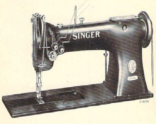 Parts for singer sewing machine